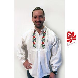 Paraszt férfi ing2